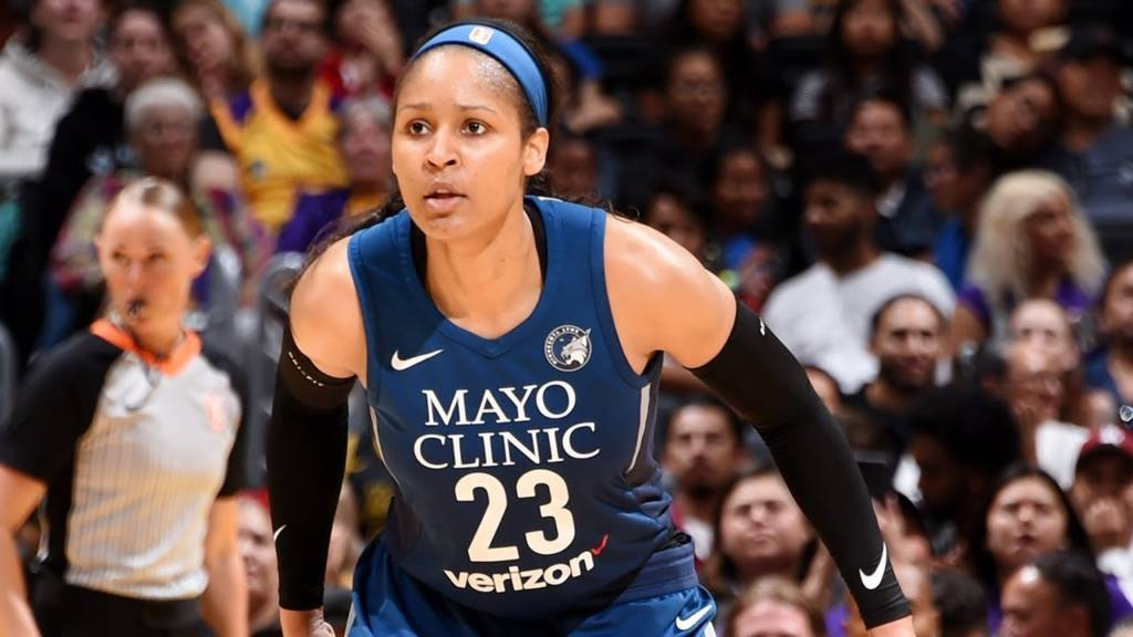Former WNBA MVP Maya Moore Left The League To Get Her Friend Out Of Jail