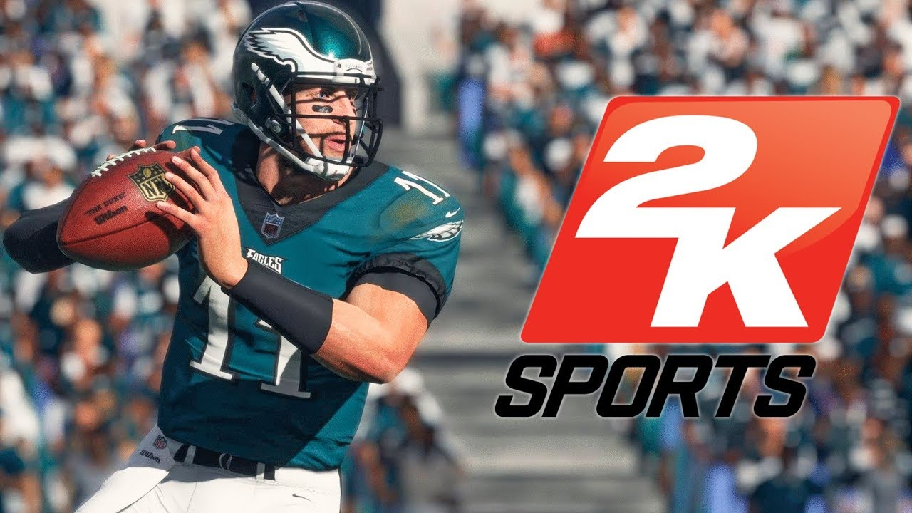 NFL2K Video Games Are Back