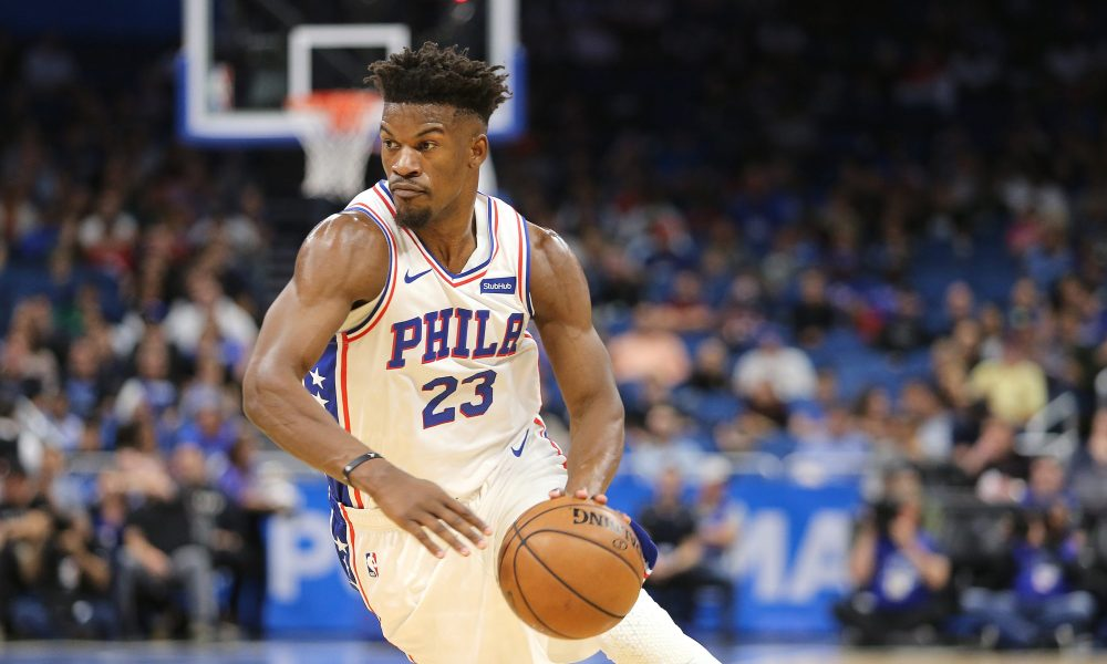 """Jimmy Butler: Sixers Front Office Said They Wanted To """"Control Me"""""""