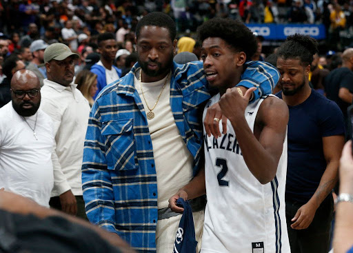 Dwyane Wade Will Not Attend The Sierra Canyon Title Game