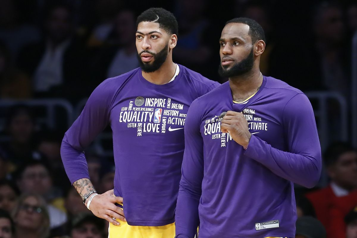 Anthony Davis Trade Rumors Fueled By Selling L.A. Home