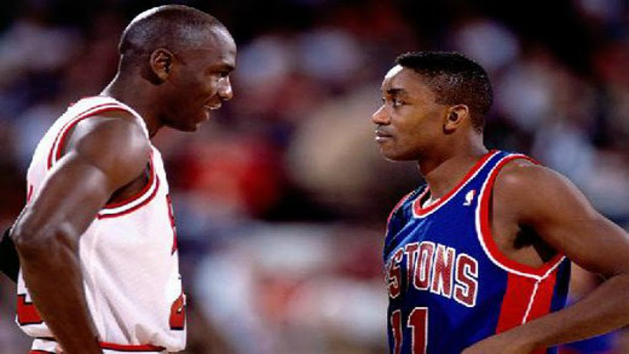 How The Detroit Pistons Planned To Stop Michael Jordan With Dirty Rule