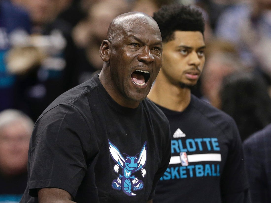 Michael Jordan Opens Up About Why He Didn't Want To Coach