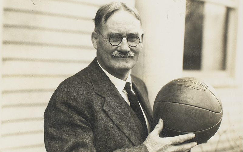 James Naismith Reveals How He Created The Game Of Basketball