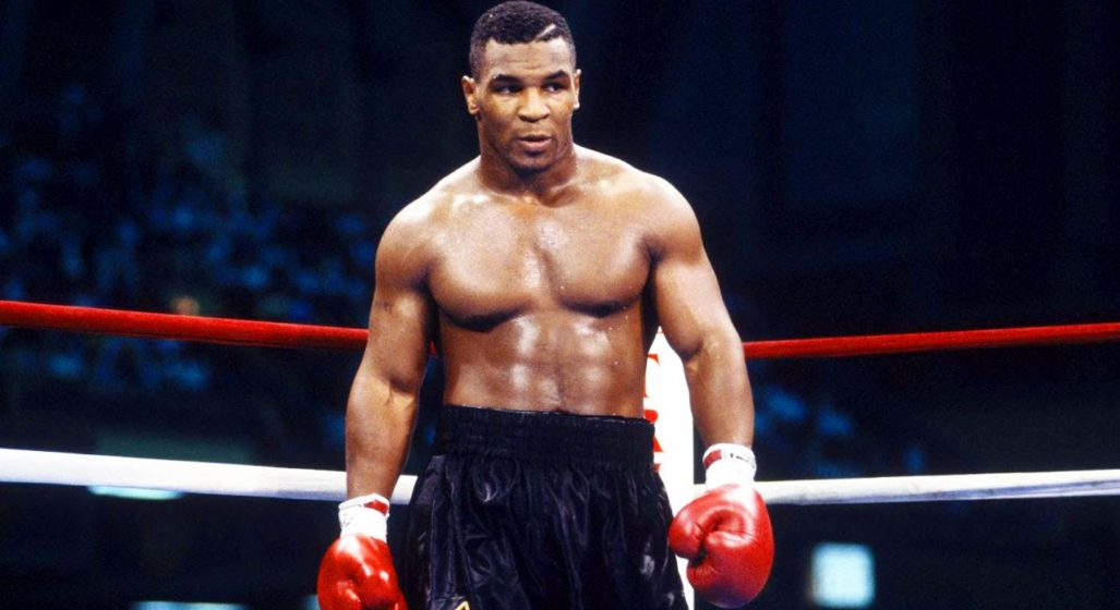 Mike Tyson Wore A Fake Penis With His Baby's Urine To Pass A Test