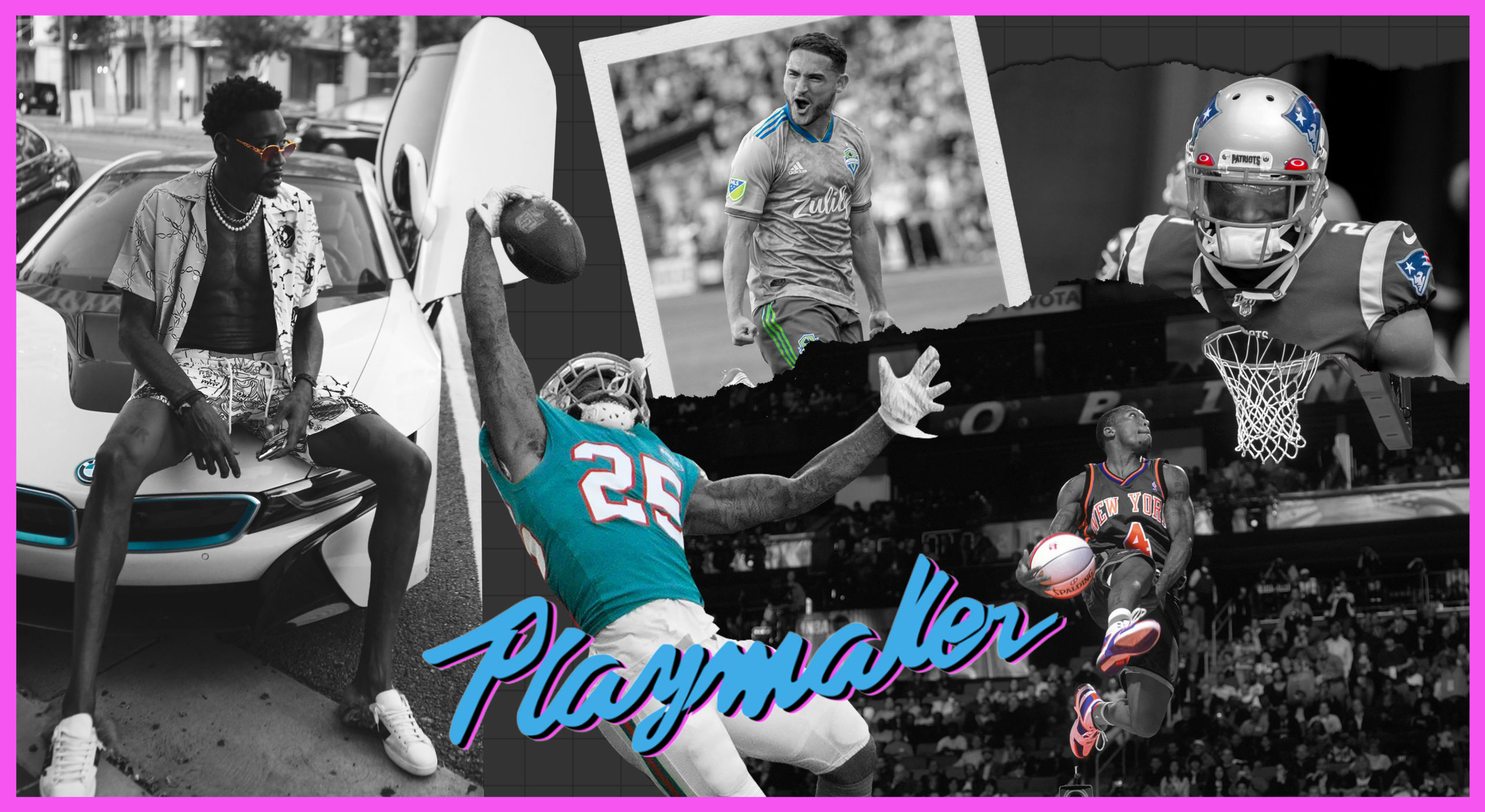 Playmaker's Web Content: All About the Comebacks And Come-Ups