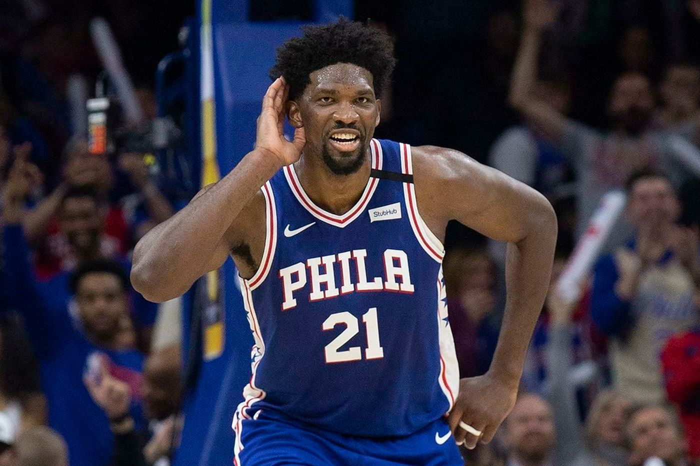 Making a case for Joel Embiid to be the NBA MVP