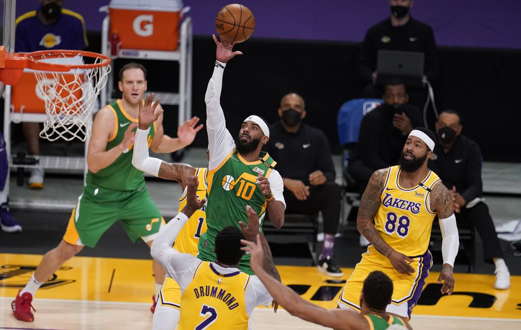 NBA Playoff Preview: The Utah Jazz